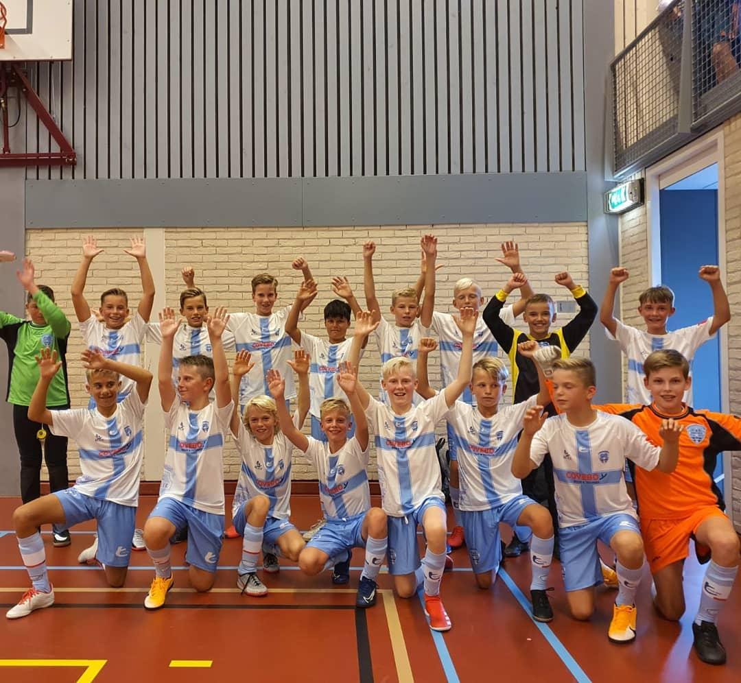 De jeugd van FC Zaanstreek